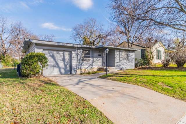 4321 Martha Lane, Fort Worth, TX 76103 (MLS #14239042) :: Robbins Real Estate Group