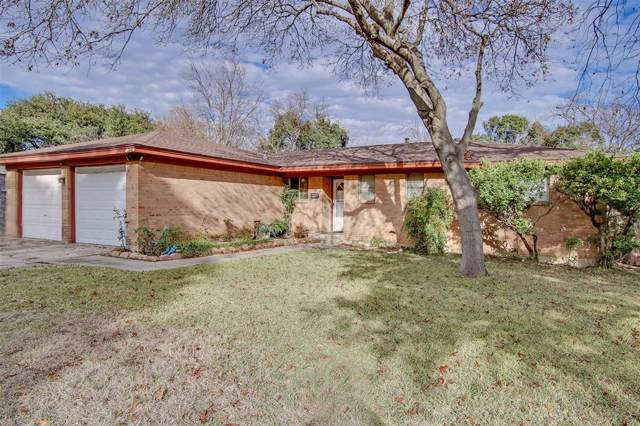 3605 Guadalupe Road, Fort Worth, TX 76116 (MLS #14239051) :: North Texas Team | RE/MAX Lifestyle Property