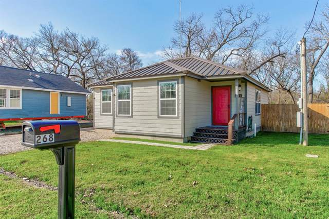 268 Spring Valley Circle, Azle, TX 76020 (MLS #14239057) :: The Real Estate Station