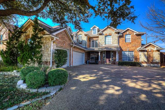 4205 Creekbluff Drive, Rowlett, TX 75088 (MLS #14239063) :: Van Poole Properties Group
