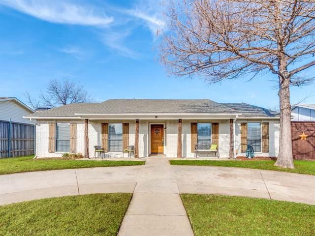813 Stone Trail Drive, Plano, TX 75023 (MLS #14239072) :: EXIT Realty Elite