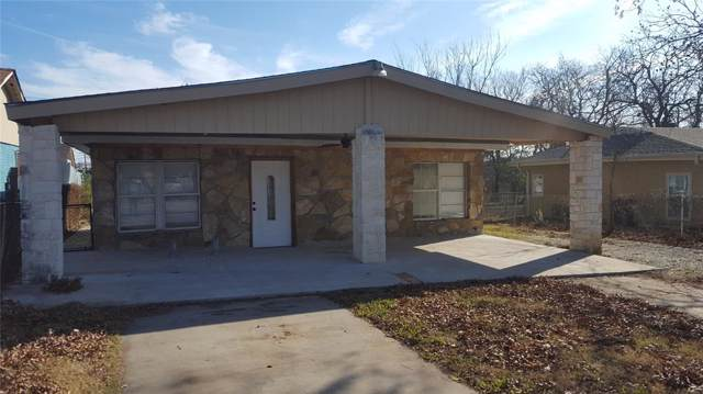 4925 Stanley Avenue, Fort Worth, TX 76115 (MLS #14239077) :: The Real Estate Station