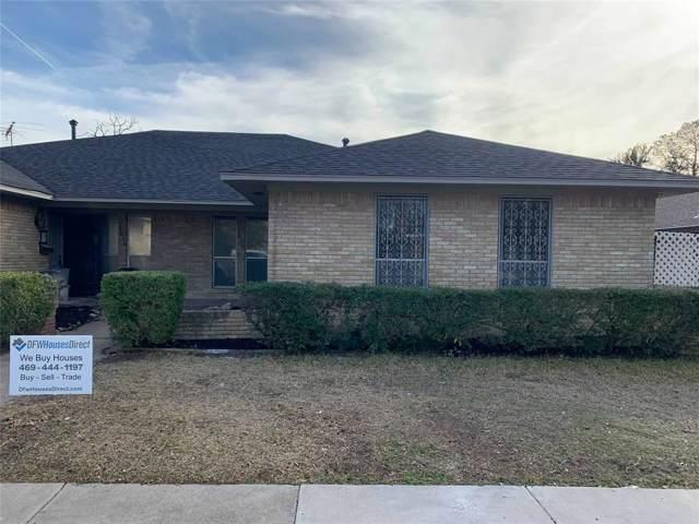 3636 Stables Lane, Dallas, TX 75229 (MLS #14239080) :: Tenesha Lusk Realty Group