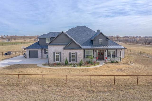 2150 Big Sky Trail, Ponder, TX 76259 (MLS #14239093) :: Tenesha Lusk Realty Group
