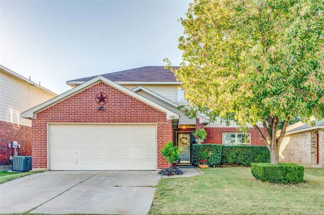 300 Memory Drive, Fort Worth, TX 76108 (MLS #14239116) :: Baldree Home Team
