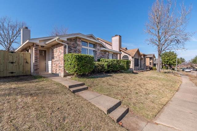 553 Oxbow Street, Mesquite, TX 75149 (MLS #14239119) :: The Rhodes Team