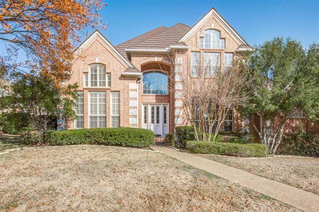 1505 Bonham Court, Irving, TX 75038 (MLS #14239126) :: All Cities Realty