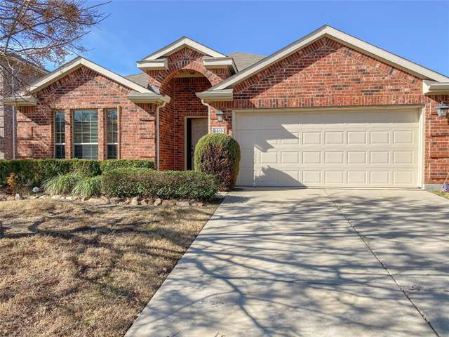 2513 Gold Rush Drive, Mckinney, TX 75071 (MLS #14239130) :: RE/MAX Town & Country