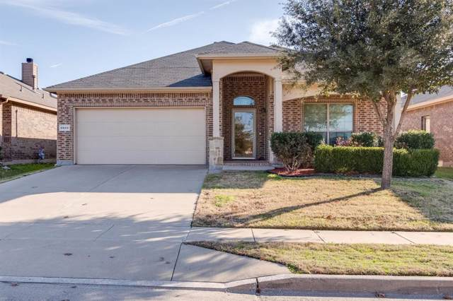 6620 Friendsway Drive, Fort Worth, TX 76137 (MLS #14239152) :: The Kimberly Davis Group