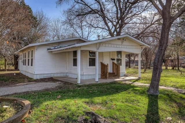 1600 Morse Street, Commerce, TX 75428 (MLS #14239159) :: The Kimberly Davis Group