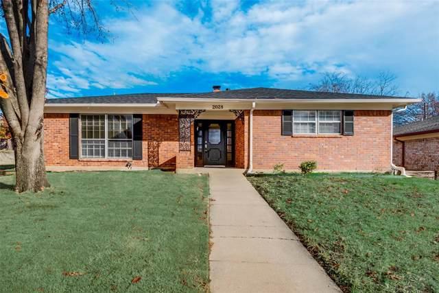2028 Sage Trail, Hurst, TX 76054 (MLS #14239163) :: North Texas Team   RE/MAX Lifestyle Property