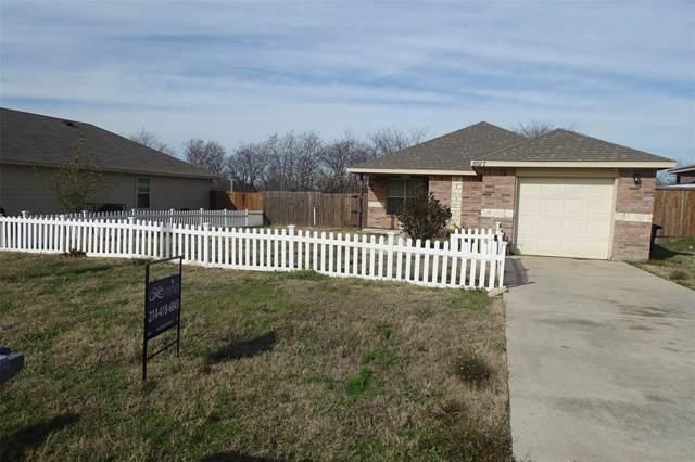 5517 Fannie Street, Dallas, TX 75212 (MLS #14239167) :: The Kimberly Davis Group