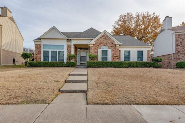 2120 Clearwater Trail, Carrollton, TX 75010 (MLS #14239181) :: The Chad Smith Team