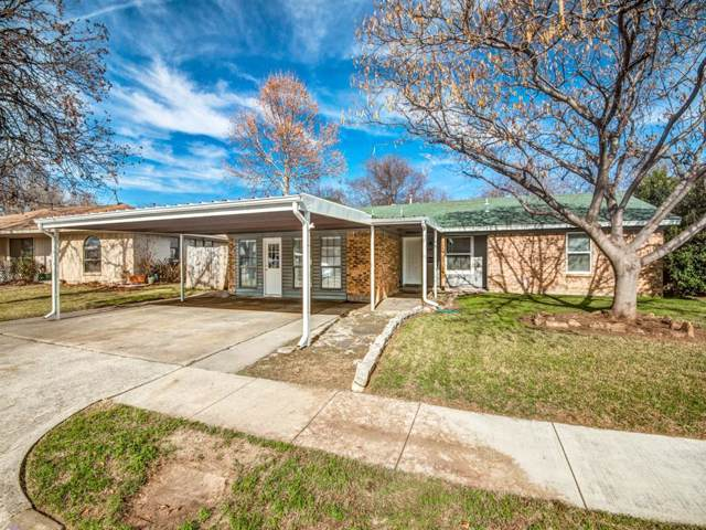 509 Ruidoso Drive, Saginaw, TX 76179 (MLS #14239204) :: RE/MAX Town & Country