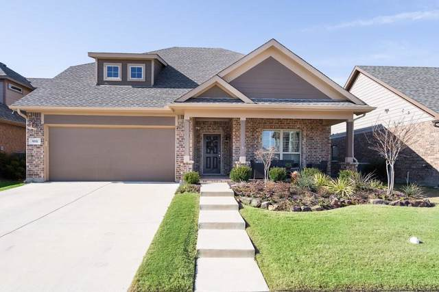 113 Oakmont Drive, Argyle, TX 76226 (MLS #14239205) :: The Kimberly Davis Group
