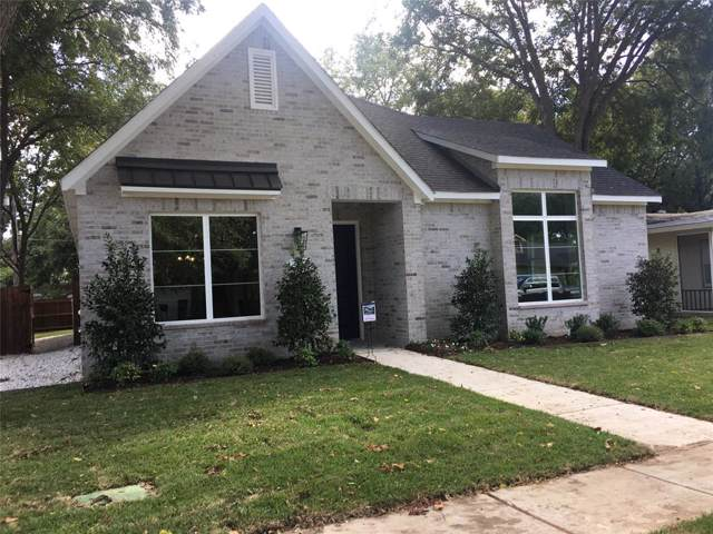 5845 Coleman Street, Westworth Village, TX 76114 (MLS #14239213) :: All Cities Realty