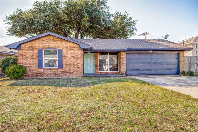 4537 Oleander Trail, Mesquite, TX 75150 (MLS #14239217) :: The Kimberly Davis Group