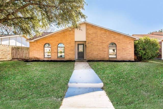 8710 Willowbrook Drive, Rowlett, TX 75088 (MLS #14239233) :: The Mitchell Group