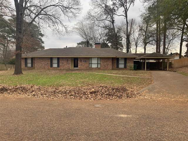415 Nathan Drive, Quitman, TX 75783 (MLS #14239235) :: The Kimberly Davis Group