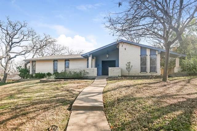 813 Valley Oaks Lane, Arlington, TX 76012 (MLS #14239251) :: The Hornburg Real Estate Group