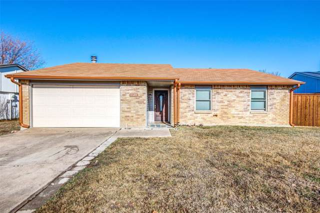 5633 Pearce Street, The Colony, TX 75056 (MLS #14239254) :: Trinity Premier Properties