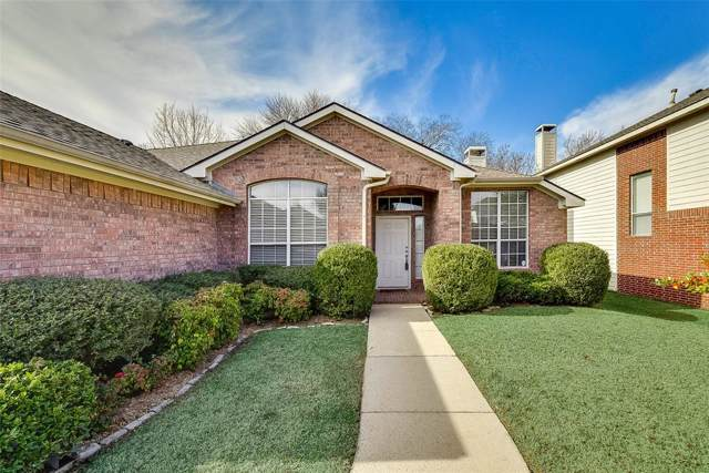 863 Wisperwood Drive, Rockwall, TX 75087 (MLS #14239255) :: The Heyl Group at Keller Williams