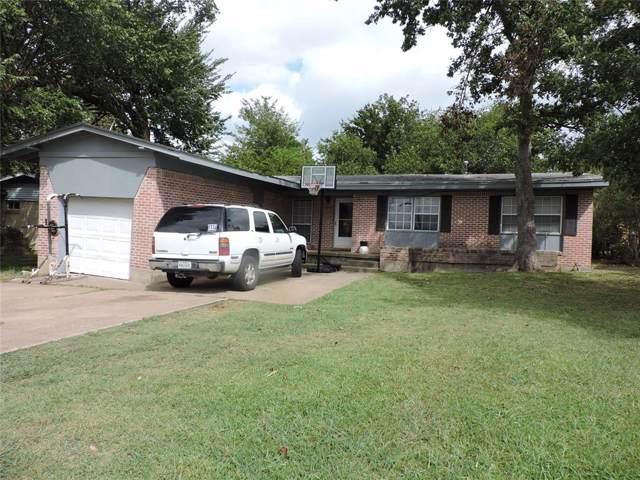 1809 W Washington Street, Sherman, TX 75092 (MLS #14239260) :: Team Hodnett