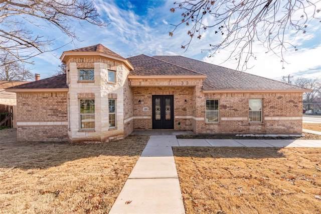 8332 Raymond Avenue, White Settlement, TX 76108 (MLS #14239263) :: Team Tiller