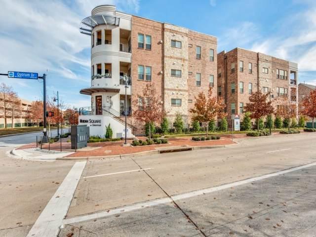 5025 Meridian Lane #3101, Addison, TX 75001 (MLS #14239265) :: Roberts Real Estate Group