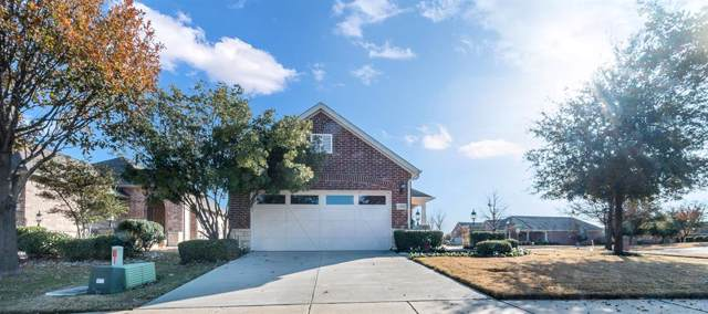 7824 Player Court, Frisco, TX 75034 (MLS #14239277) :: 24:15 Realty