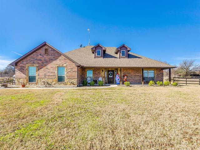100 S Casey Court, Springtown, TX 76082 (MLS #14239294) :: NewHomePrograms.com LLC