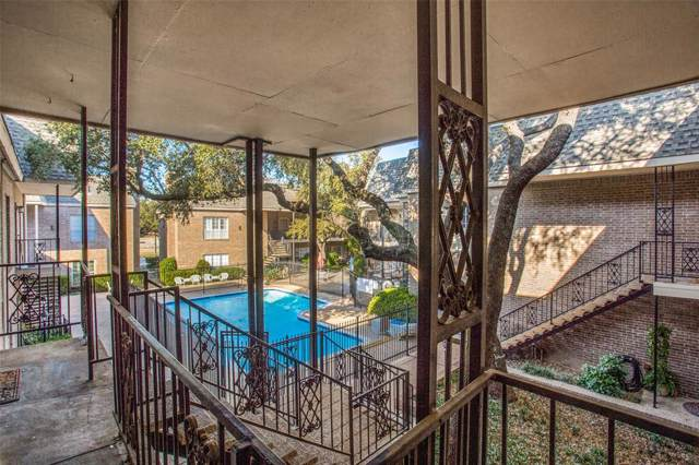 4432 Harlanwood Drive #225, Fort Worth, TX 76109 (MLS #14239302) :: The Hornburg Real Estate Group