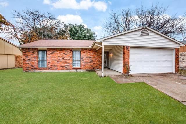 5609 Ridgecove Drive, Garland, TX 75043 (MLS #14239303) :: All Cities Realty