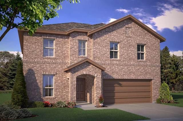 1206 Larkspur Lane, Cleburne, TX 76033 (MLS #14239306) :: The Rhodes Team