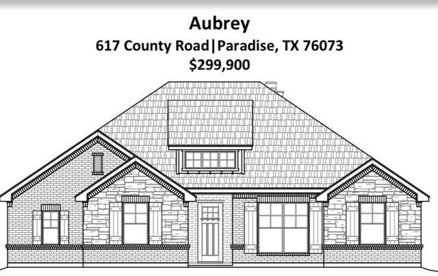 617 County Rd. 3341, Paradise, TX 76073 (MLS #14239316) :: Trinity Premier Properties