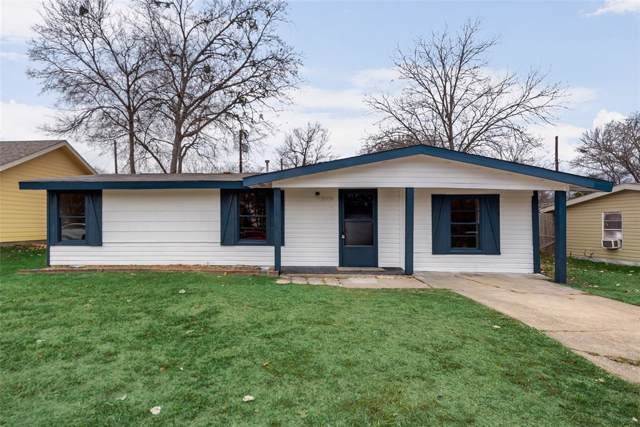 2009 Cumberland Drive, Garland, TX 75041 (MLS #14239319) :: All Cities Realty