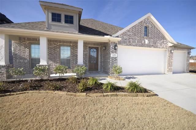 5208 Ambergate Lane, Sherman, TX 75092 (MLS #14239322) :: Team Hodnett