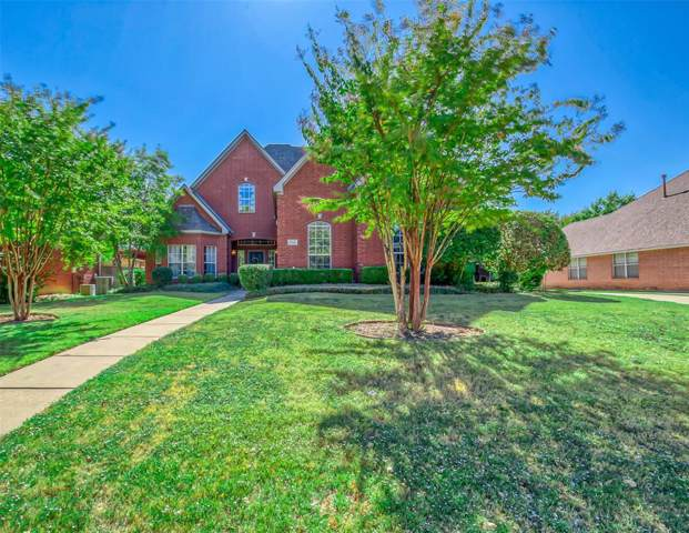 2240 Hollyhill Lane, Denton, TX 76205 (MLS #14239327) :: All Cities Realty