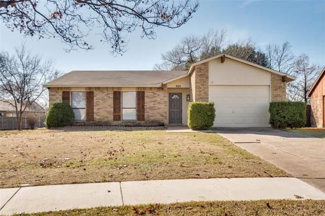 804 Grassy Glen Drive, Allen, TX 75002 (MLS #14239328) :: The Rhodes Team