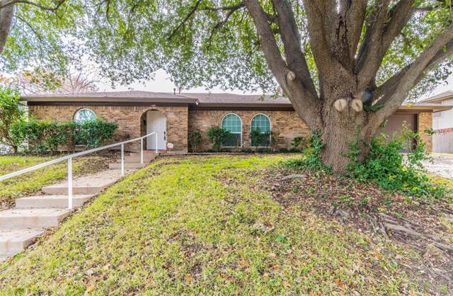 1405 Ems Road W, Fort Worth, TX 76116 (MLS #14239329) :: The Heyl Group at Keller Williams
