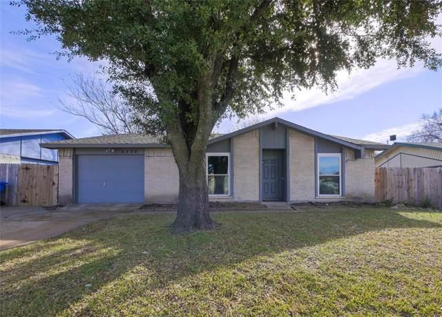 6308 Locust Street, Rowlett, TX 75089 (MLS #14239332) :: All Cities Realty