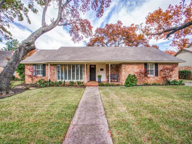 3331 Valiant Drive, Dallas, TX 75229 (MLS #14239354) :: RE/MAX Town & Country