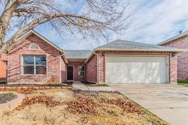 5261 Dillon Circle, Haltom City, TX 76137 (MLS #14239355) :: The Heyl Group at Keller Williams