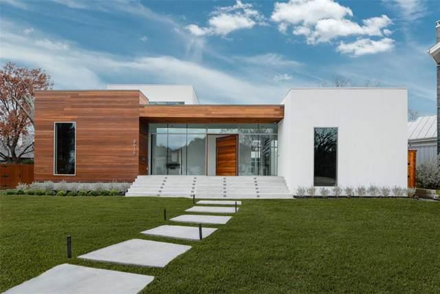 9939 Coppedge Lane, Dallas, TX 75220 (MLS #14239364) :: Potts Realty Group