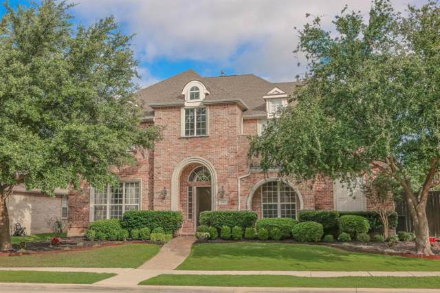 9767 Hawks Landing Drive, Frisco, TX 75033 (MLS #14239367) :: The Heyl Group at Keller Williams