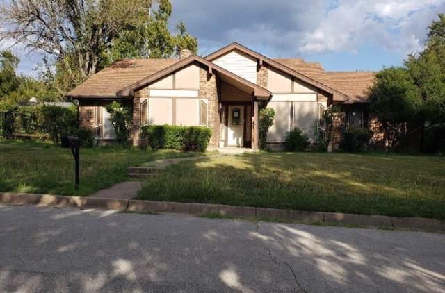 3725 Snow Creek Drive, Fort Worth, TX 76008 (MLS #14239384) :: Team Hodnett