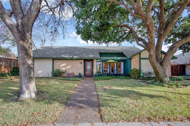 2806 Staffordshire Drive, Carrollton, TX 75007 (MLS #14239430) :: The Tierny Jordan Network