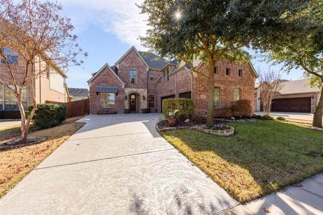 207 Chatfield Drive, Rockwall, TX 75087 (MLS #14239432) :: The Heyl Group at Keller Williams