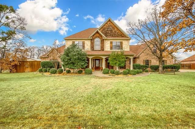 105 Bent Oak Drive, Krugerville, TX 76227 (MLS #14239441) :: Trinity Premier Properties
