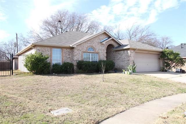 6010 Kelleemac Court, Arlington, TX 76018 (MLS #14239443) :: The Hornburg Real Estate Group